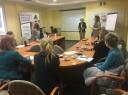 Uczestnicy spotkania gdyńskiej sieci doradców zawodowych